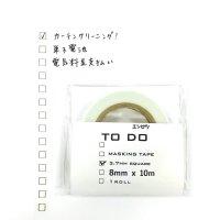 エンピツTODOマステ3.7mm 1個パック