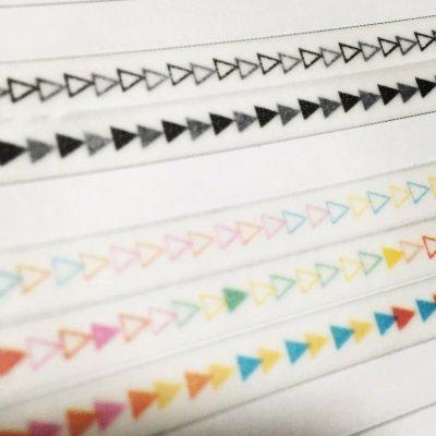 画像5: 手帳矢印 クレヨンpaint 1個パック