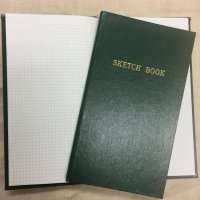 測量野帳/スケッチ(方眼)