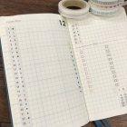 他の写真2: 貼暦タテ組5mm方眼対応mini(詰め詰め)/日本語版